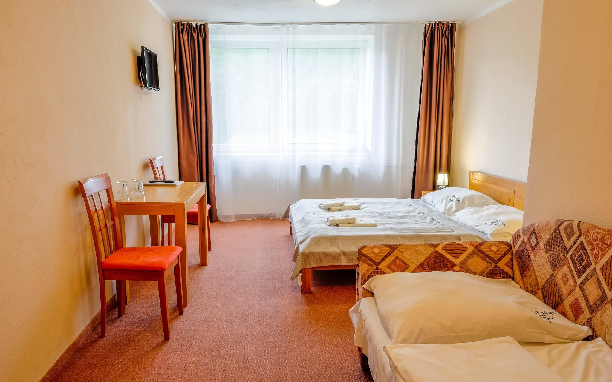 Ubytovanie v Grand Hoteli Spiš