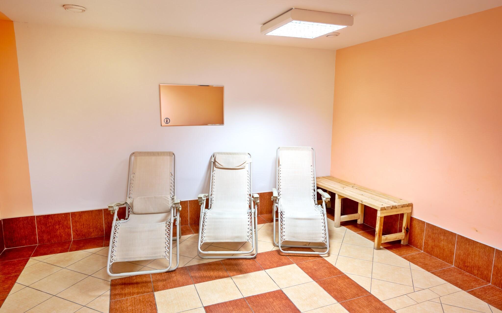 Odpočinek ve wellness v Centru Stone Jeseníky