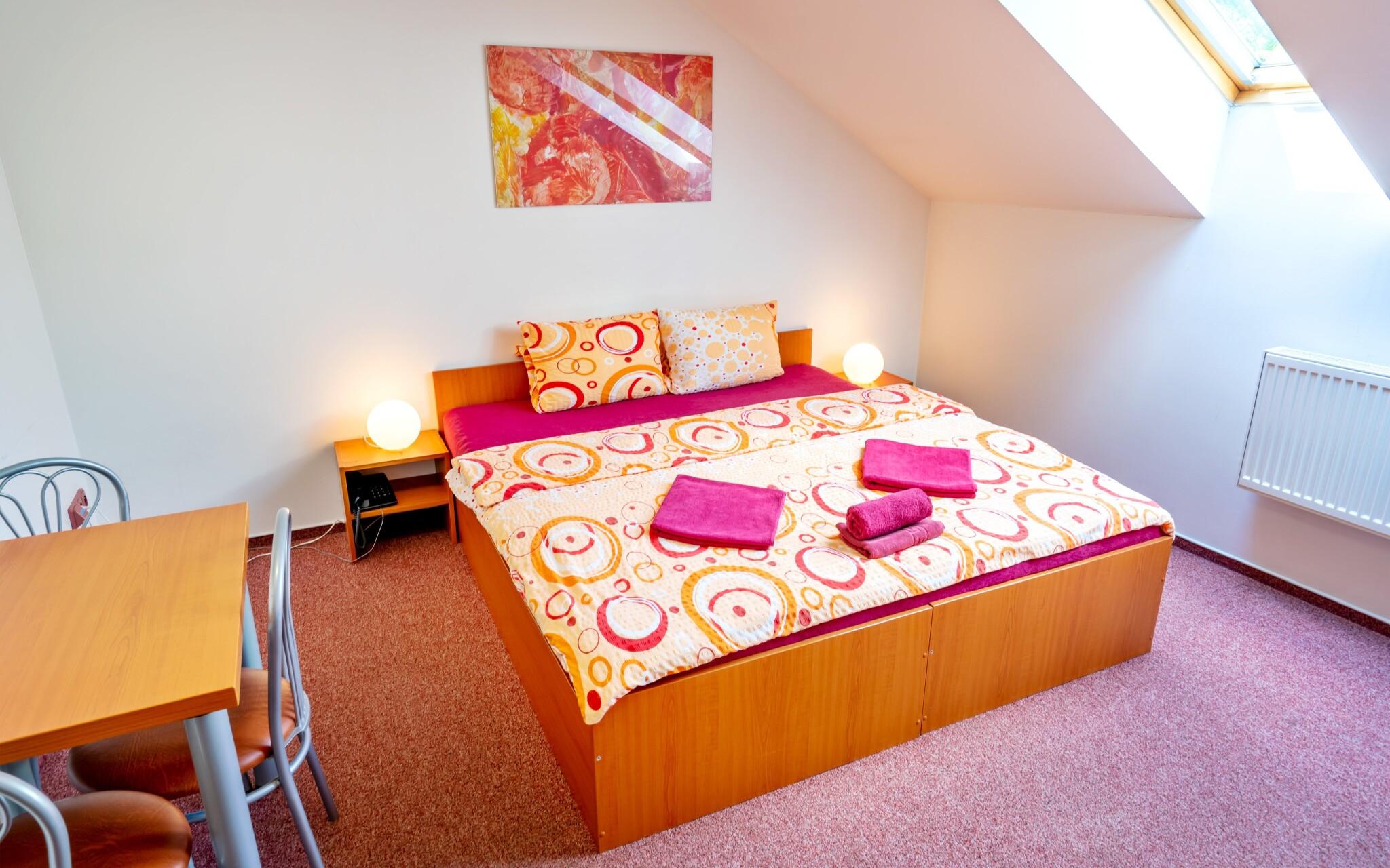 Komfortní ubytování, Centrum Stone Jeseníky