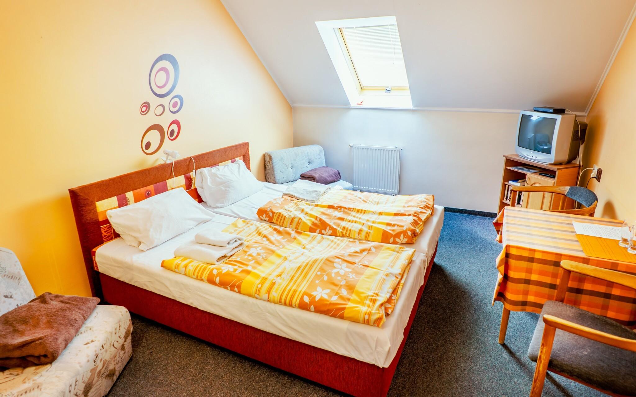 Pohodlné izby, Hotel Weiss, Lechovice, južná Morava