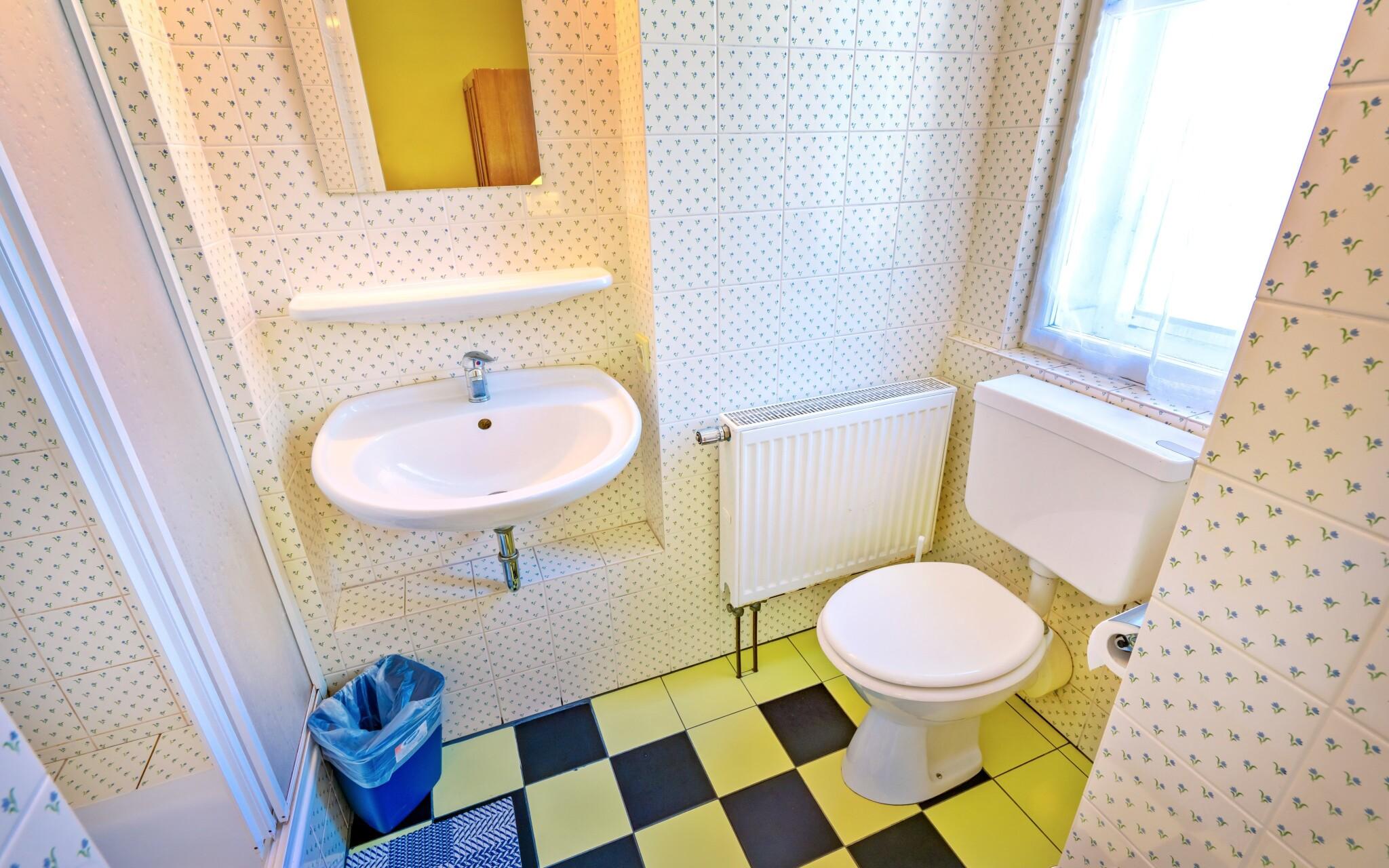 Samozrejmosťou je aj vlastná kúpeľňa, Pension Vila Julie