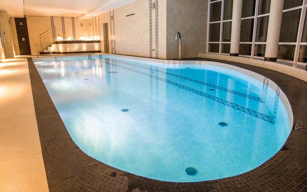 Bazén, wellness, Pensjonat Orlicka Skała ***, Polsko