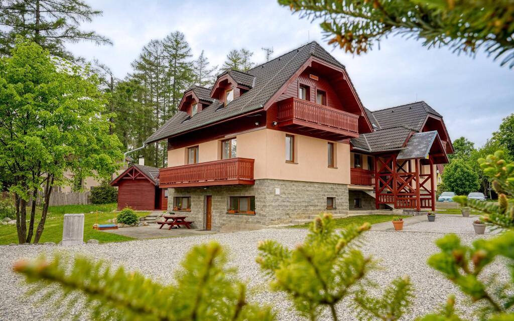 Villa Domino, Vysoké Tatry, Slovensko