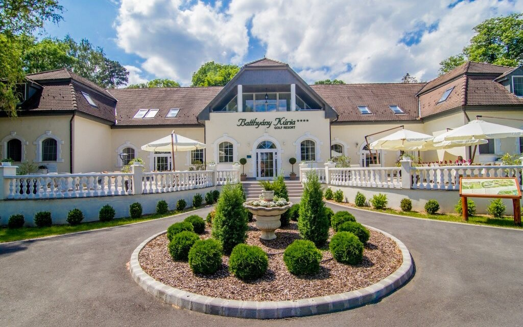 Historický hotel Batthyány Kúria ****