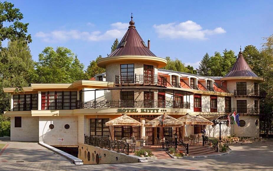 Hotel Kitty *** Miskolc Tapolca Maďarsko
