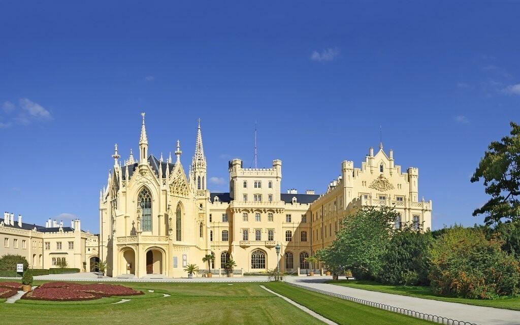 Lednický zámek je v seznamu památek UNESCO oprávněně