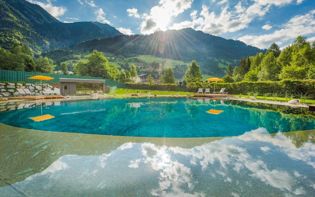 Alpentherme Gastein sú nádherné termálne kúpele