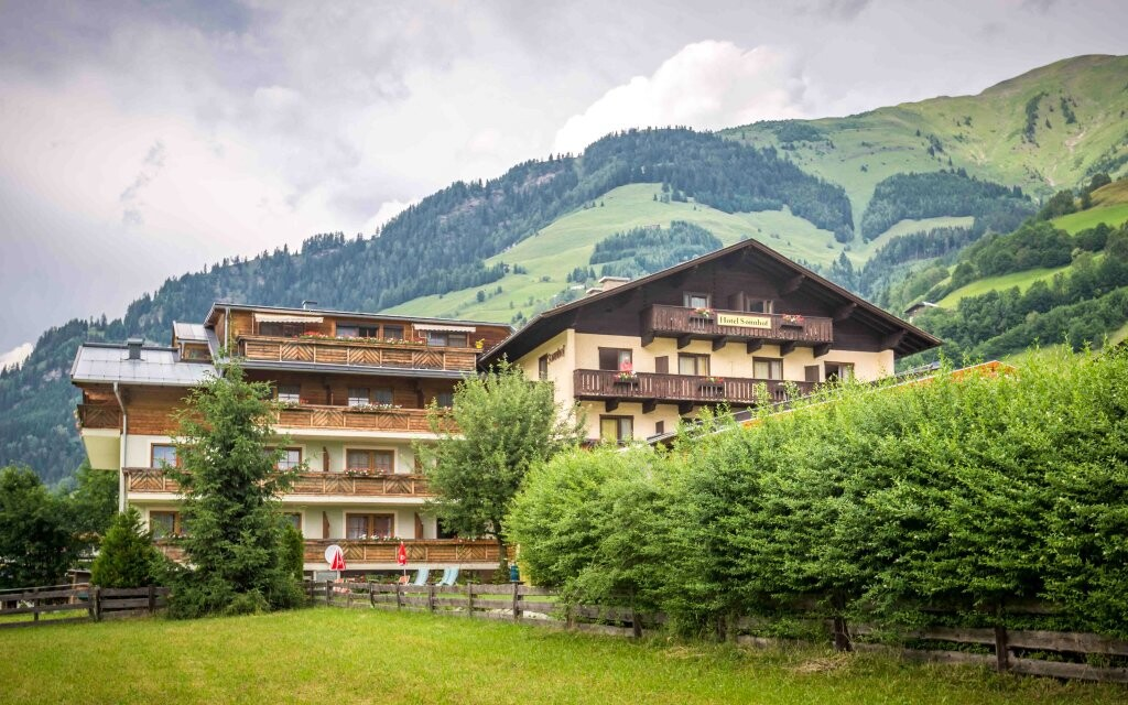 Hotel Sonnhof Rauris *** Vysoké Taury, Rakousko