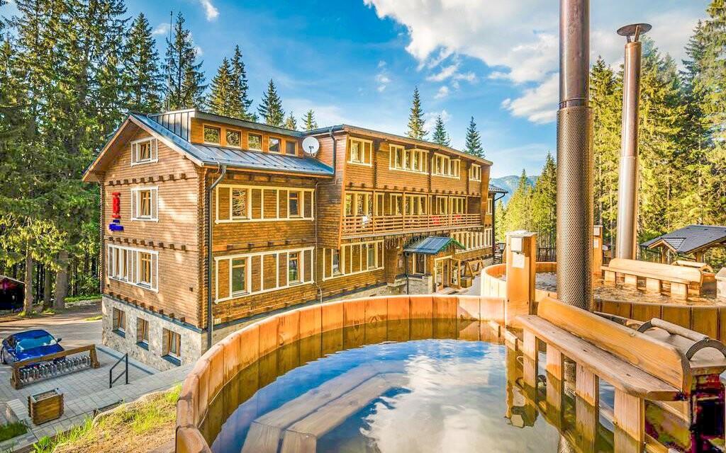 Eko-šport hotel Björnson, Demänovská Dolina, Nízké Tatry