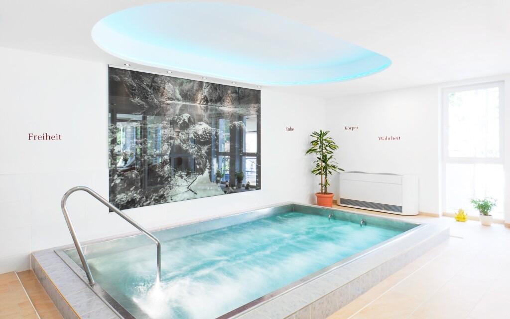 Vnitřní bazén, Hotel Payerbacherhof *** Superior