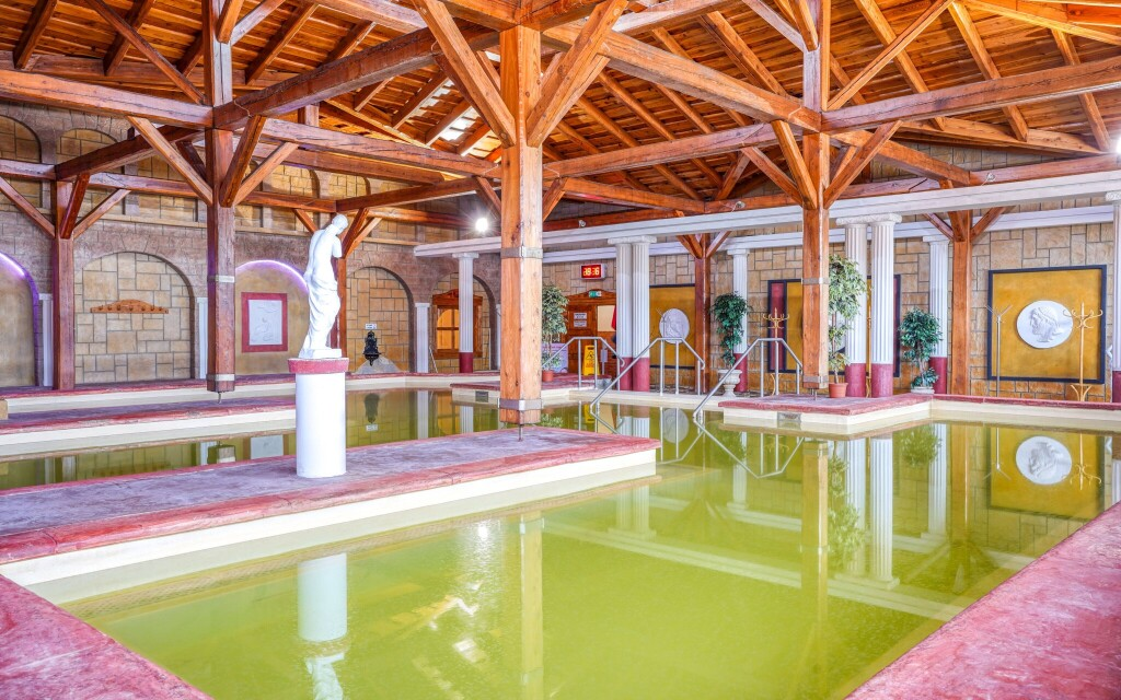Rímske kúpele v Podhájskej