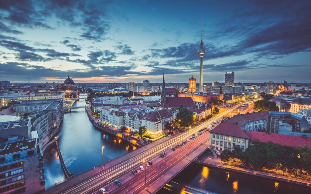 Berlín nabízí spousty krásných míst a památek