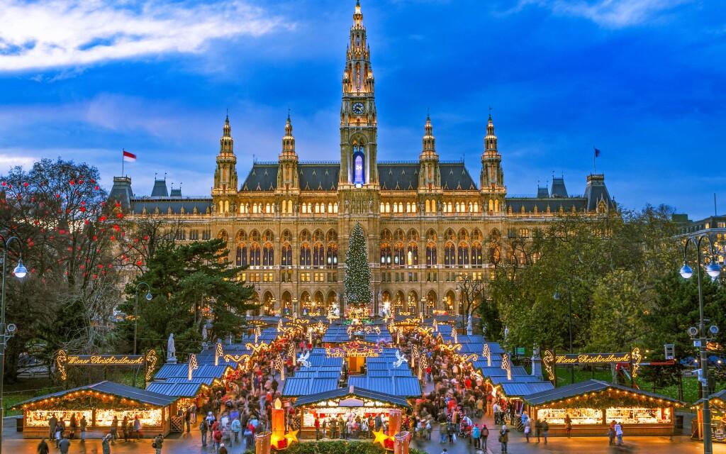 Ve Vídní najdete spoustu zajímavých míst