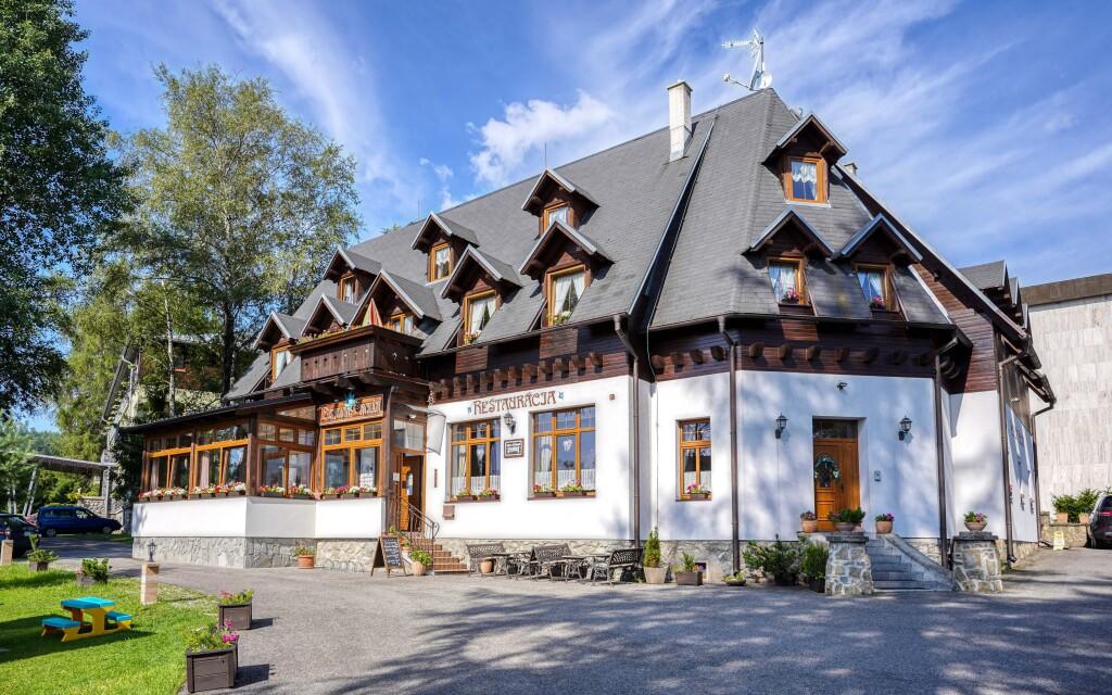 Penzión Encián, Tatranská Lomnica, Slovensko