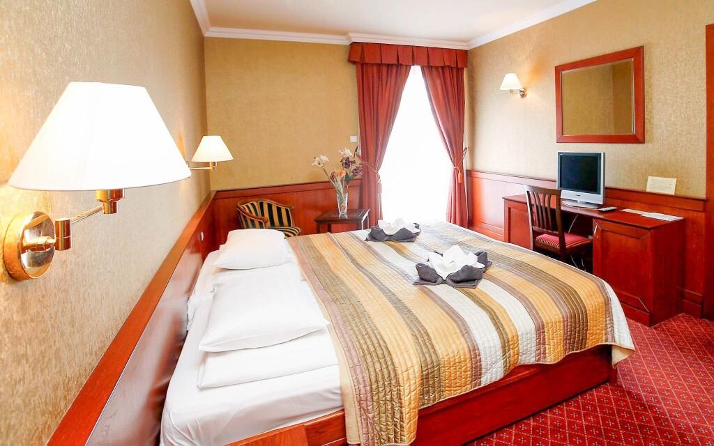Pohodlné pokoje, Hotel Ködmön, Eger
