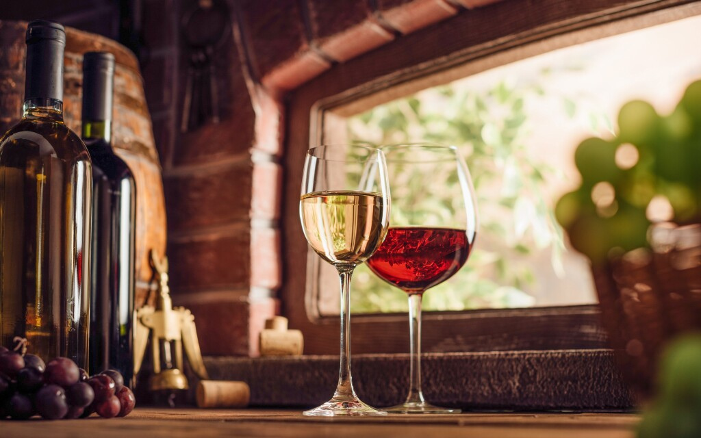 Víno, vinice, južná Morava, Penzión Šatovské Lípy, Šatov