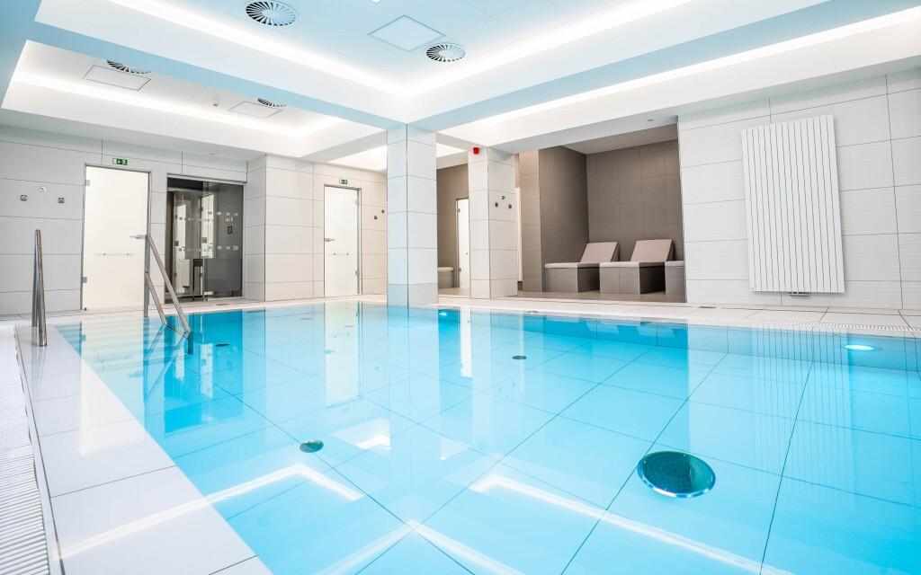Neomezený vstup do bazénu, Astoria Hotel & Medical Spa ****