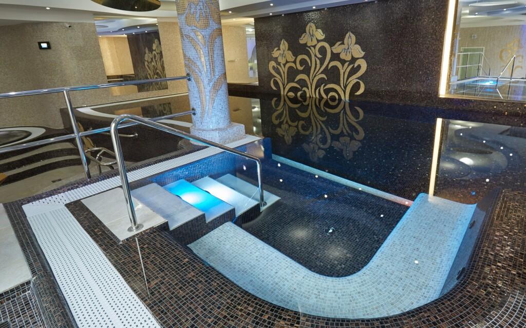 Přepychové wellness ve Spa Hotelu IRIS ****