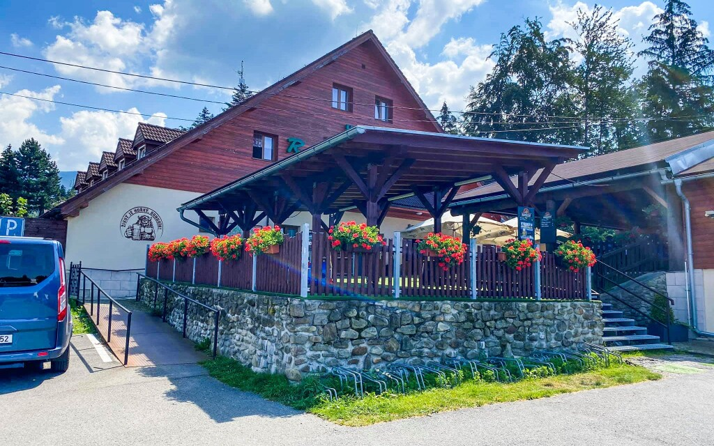 Hotel Rajská bouda ***, Beskydy