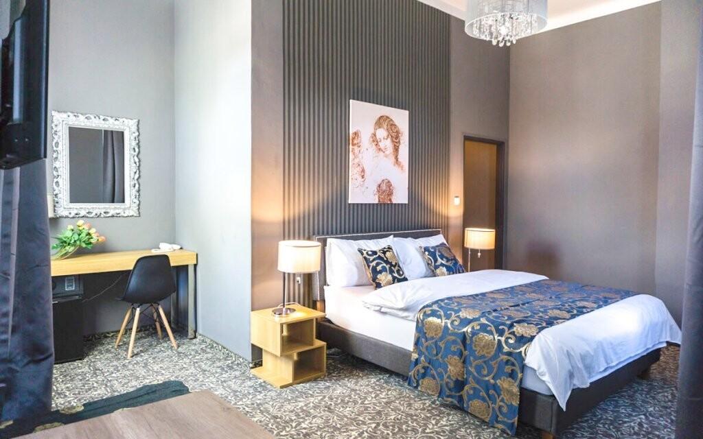 Luxusní pokoj, Hotel DaVinci ****, Mariánské Lázně