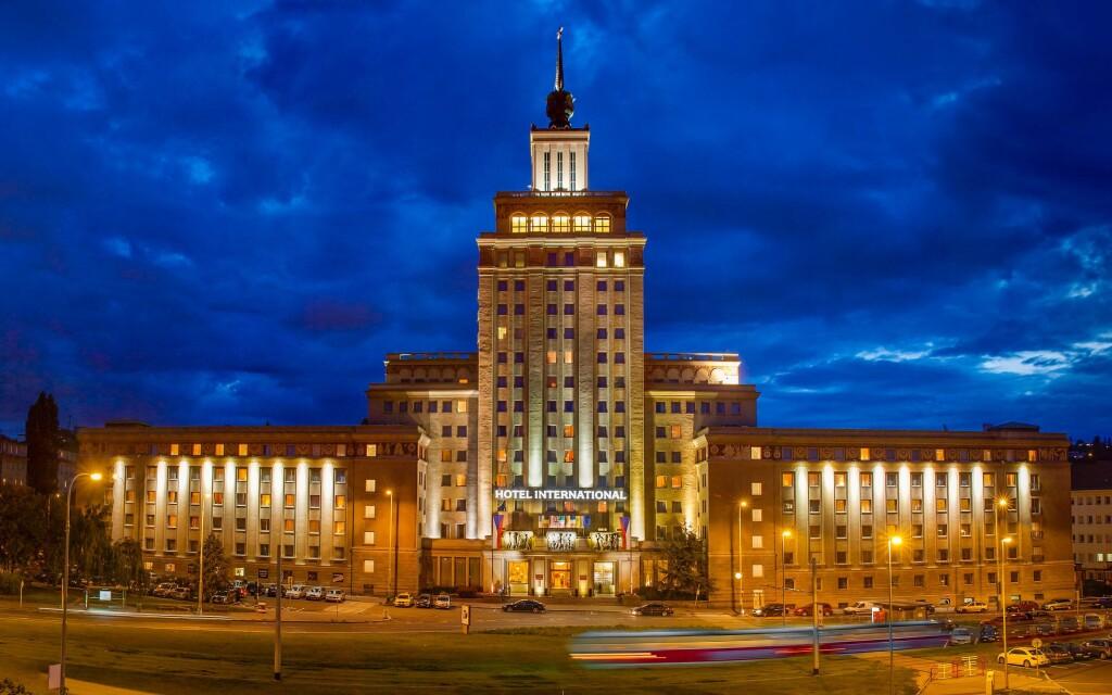 Luxusní Hotel International Prague **** v Praze