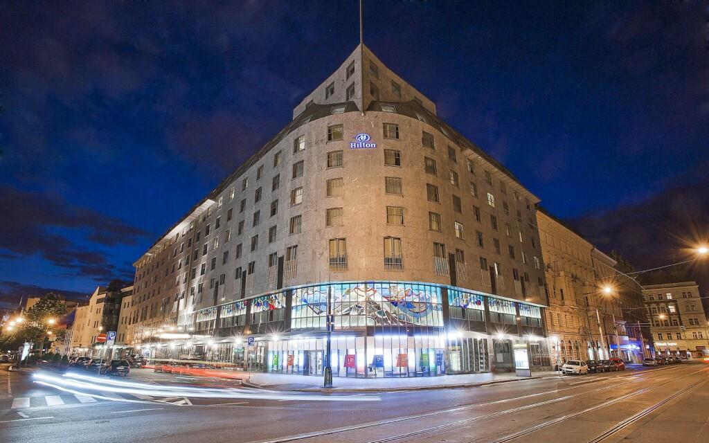 Hotel Hilton Prague Old Town *****, Praha
