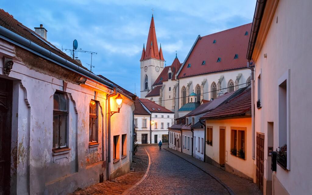 Znojmo egy történelmi emlékekkel teli város