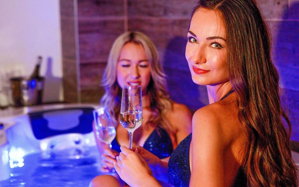 Načerpejte nové síly v privátním wellness nebo v sauně