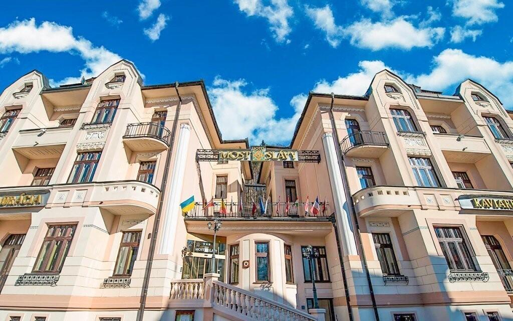Hotel Most Slávy navštívilo už mnoho slávnych osobností