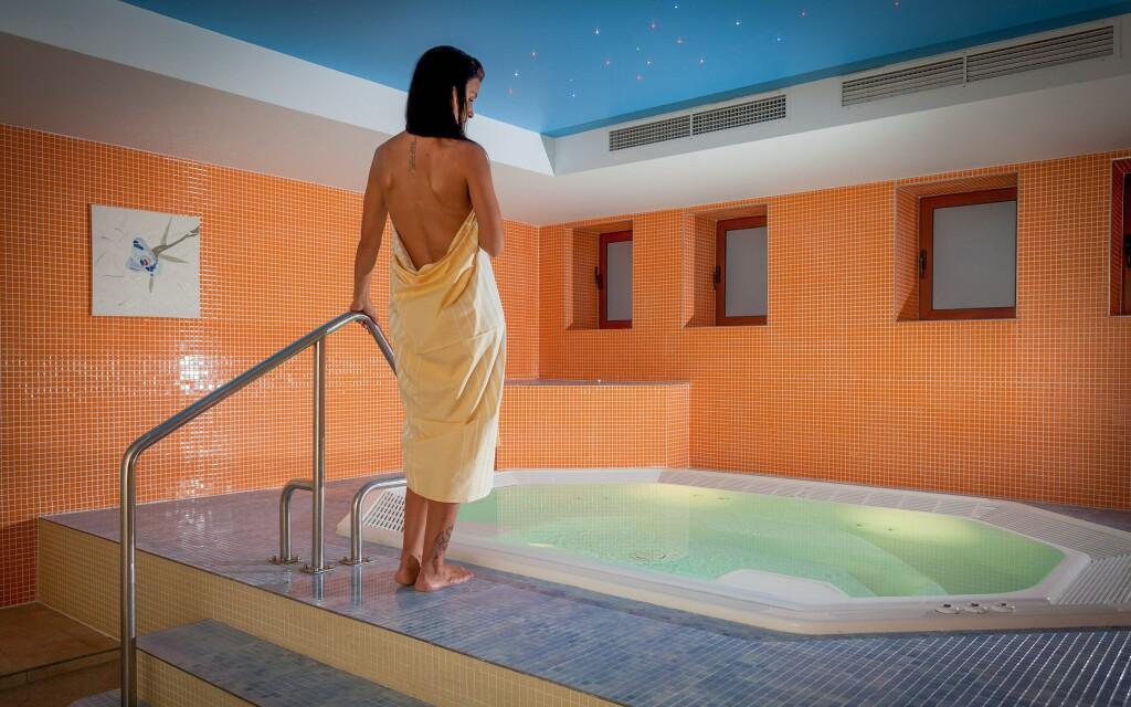 Wellness, Alexandra Wellness Hotel ***, Alacsony-Tátra