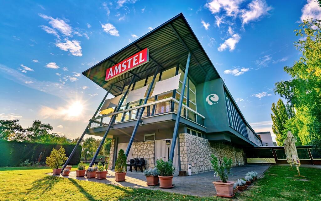 Hotel Amstel *** Györ Maďarsko
