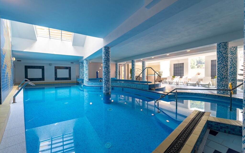 Wellness centrum, Hotel Vila Anna ****