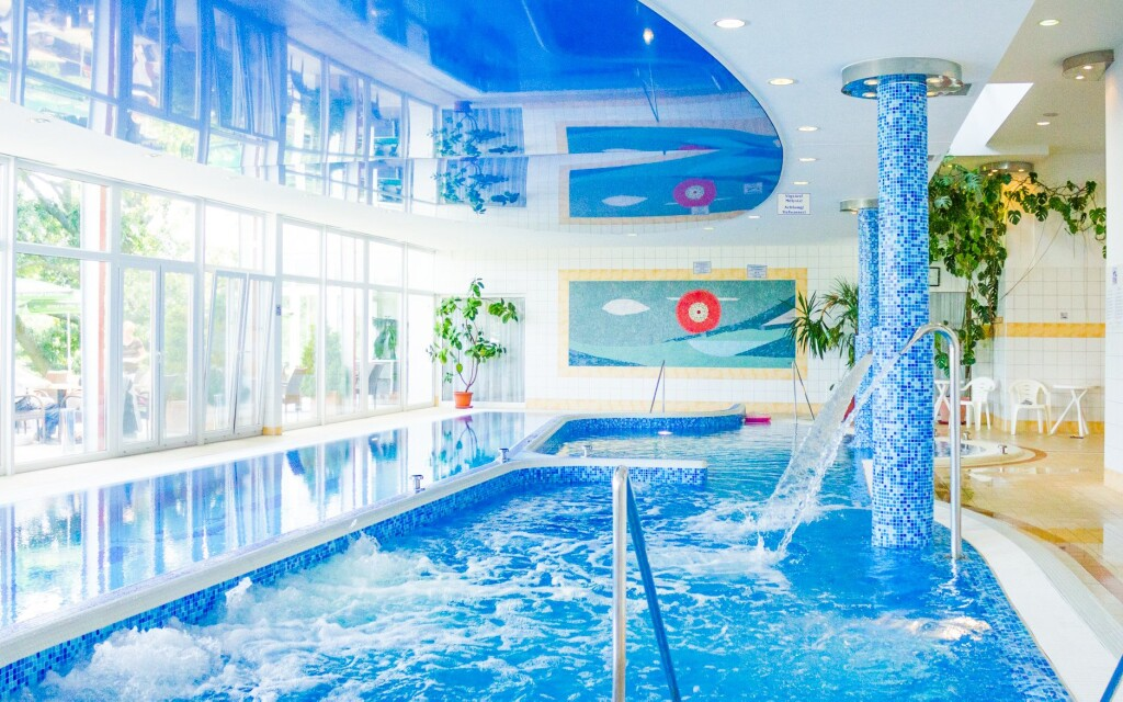 Wellness centrum, Hotel Panorama ***+ (Balatongyörök)
