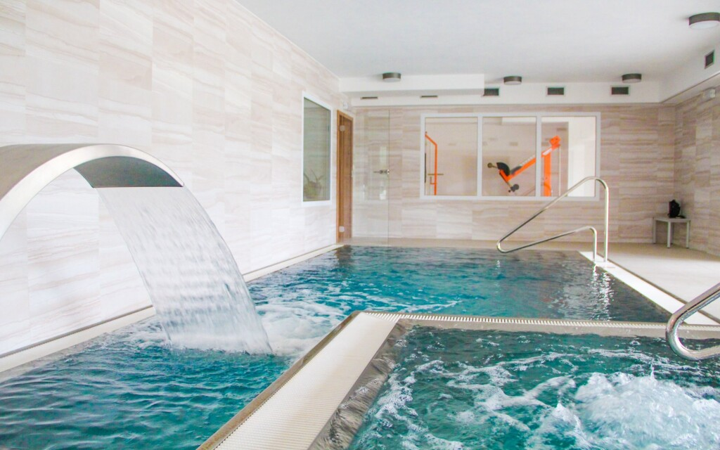 Wellness centrum, Resort Rybníček ***, Slovácko