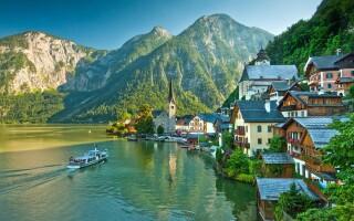 Az osztrák Alpok tökéletes hely túrázásra és kirándulásra