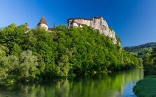 Oravský hrad, Orava, Slovensko