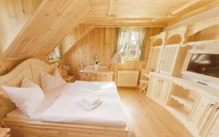 Ubytování v horském stylu vás dostane