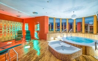 Relaxujte v hotelovom wellness