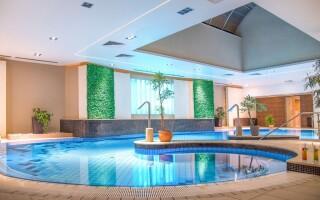 Bohaté wellness s bazény, Hotel Palace ****, Hévíz