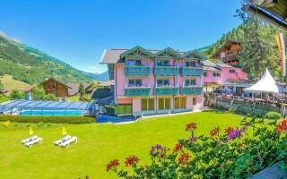 Hotel Margarethenbad ****, Lainach, rakouské Alpy