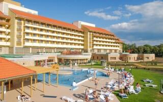 Hunguest Hotel Pelion ****, Tapolca, luxusný hotel