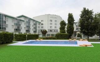 Venkovní bazén od července 2019, Hotel Jana **** Přerov