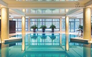 Wellness, bazén, Hotel Spa Medical Dwór Elizy, Polsko