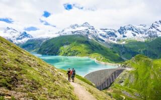 Vyrazte do Vysokých Taur, Rakúsko