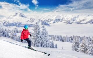 Zažite skvelú zimu v Rakúsku v Alpách