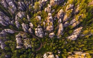 Dovolená v Adršpašsko-teplických skalách je pohádková