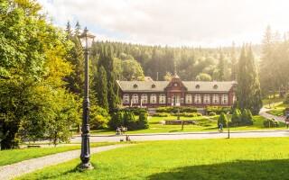 Vydejte se třeba do Karlovy Studánky, Jeseníky