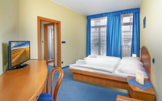 Dvoulůžkový pokoj, Hotel Růže ****, Karlovy Vary