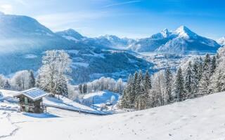 Užijte si parádní dovolenou v Bavorských Alpách
