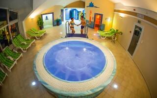 Wellness, Kristály Hotel - Keszthely u Balatonu